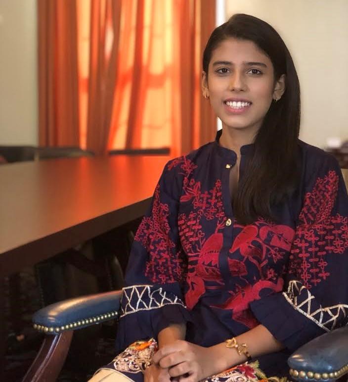 Meet Arooba Sholmyiet 23 From Islamabad Pakistan Albertus Magnus College